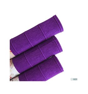 Papel crepe purple