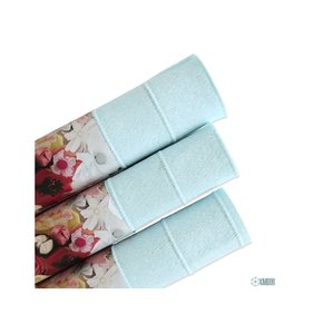 Papel crepe light blue