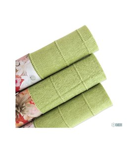 Papel crepe reed green