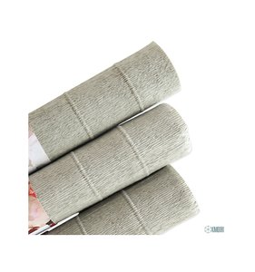 Papel crepe grey beige