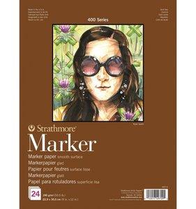 Papel para rotuladores Marker Strathmore 23x30,5 cm