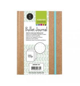 Cuaderno de puntitos Kraft para Bullet Journal