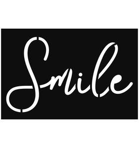 Máscara Good Vibes Smile