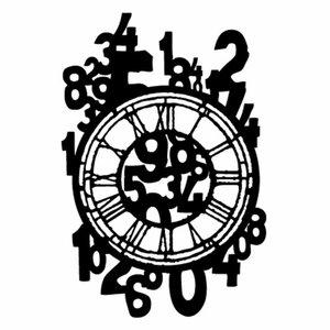 Máscara Carabelle A6 Des Chiffres Sur L'Horloge