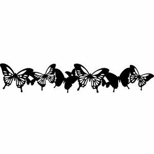 Máscara Carabelle Edge Frise Papillons