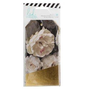 Tags con foil Magnolia Jane