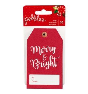 Pad de tags Cozy and Bright