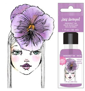 Jane Davenport Incredible Ink Violet Syrup