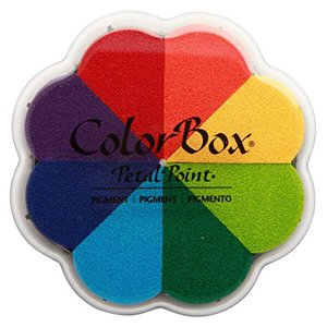 Color Box Petal Point Pinwheel