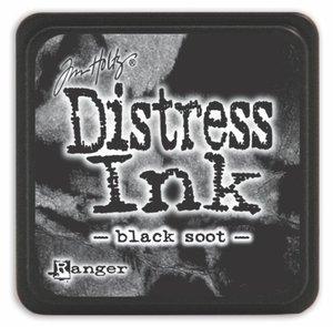 Tinta Ranger Distress Black Soot