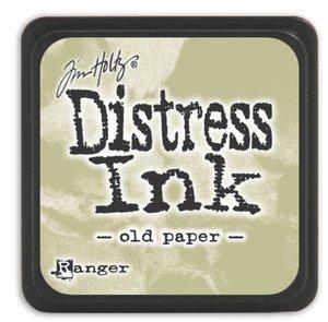 Tinta Ranger Distress Old Paper