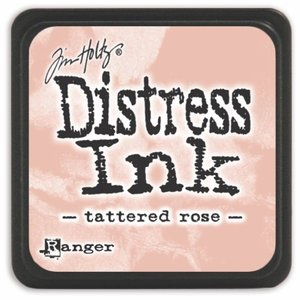 Tinta Ranger Distress Tattered Rose