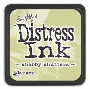 Tinta Ranger Distress Shabby Shutters
