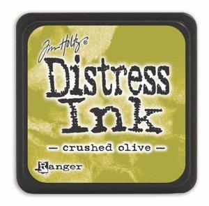 Tinta Ranger Distress Crushed Olive