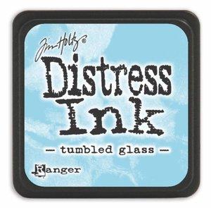 Tinta Ranger Distress Tumbled Glass