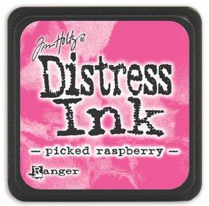 Tinta Ranger Distress Picked Raspberry