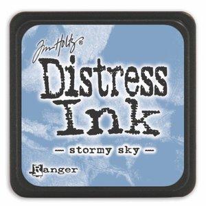 Tinta Ranger Distress Stormy Sky Mini
