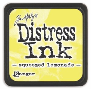 Tinta Ranger Distress Squeezed Lemonade Mini