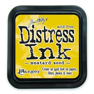 Tinta Ranger Distress Mustard Seed Mini
