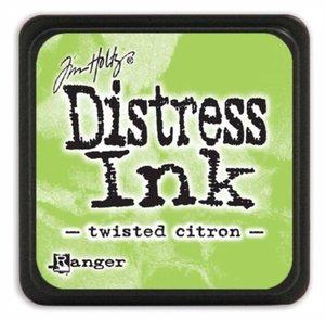 Tinta Ranger Distress Twisted Citron