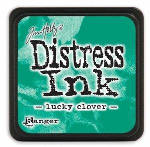 Tinta Ranger Distress Lucky Clover