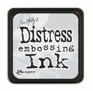 Tinta para embossing Ranger Distress Mini