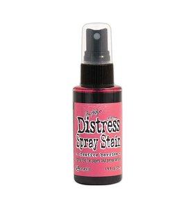 Tinta en spray Ranger Distress Festive Berries