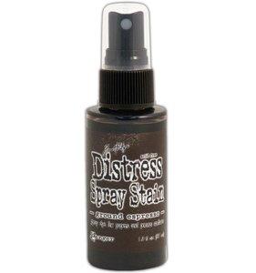 Tinta en spray Ranger Distress Ground Espresso