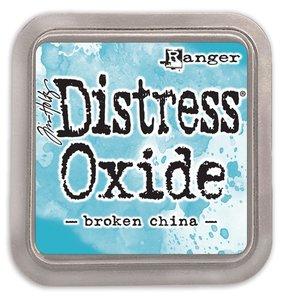 Tinta Ranger Distress Oxide Broken China