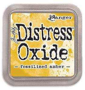 Tinta Ranger Distress Oxide Fosilized Amber