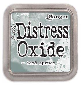 Tinta Ranger Distress Oxide Iced Spruce