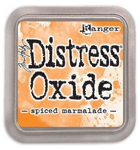 Tinta Ranger Distress Oxide Spiced Marmalade