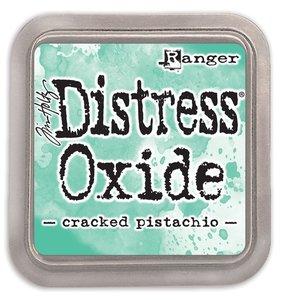 Tinta Ranger Distress Oxide Cracked Pistachio