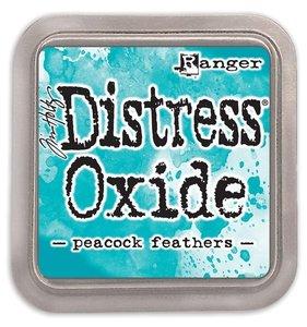 Tinta Ranger Distress Oxide Peacock Feathers