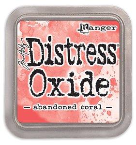 Tinta Ranger Distress Oxide Abandoned Coral