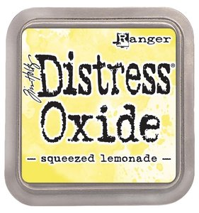 Tinta Ranger Distress Oxide Squeezed Lemonade