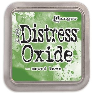Tinta Ranger Distress Oxide Mowed Lawn