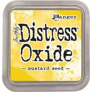 Tinta Ranger Distress Oxide Mustard Seed