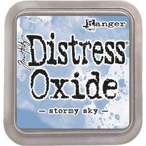 Tinta Ranger Distress Oxide Stormy Sky