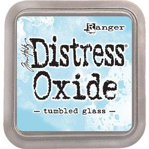 Tinta Ranger Distress Oxide Tumbled Glass