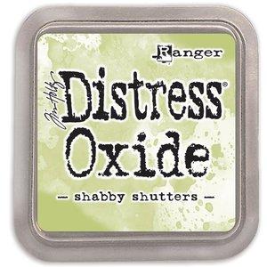 Tinta Ranger Distress Oxide Shabby Shutters