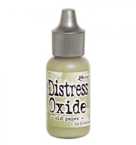 Distress Oxide Reinker Old Paper