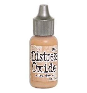 Distress Oxide Reinker Tea Dye