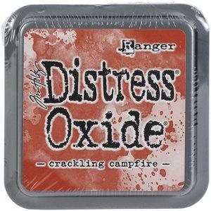 Tinta Ranger Distress Oxide Crackling Campfire