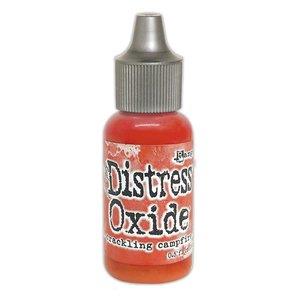 Reinker para tinta Ranger Distress Oxide Crackling Campfire
