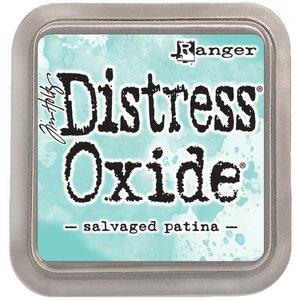Tinta Ranger Distress Oxide Salvaged Patina