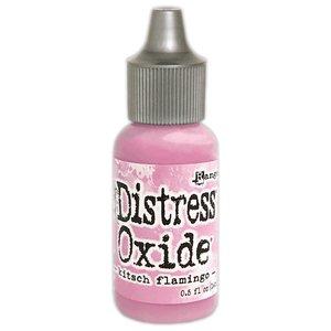 Reinker para tinta Ranger Distress Oxide Kitsch Flamingo