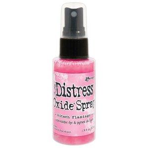 Tinta en spray Ranger Distress Oxide Kitsch Flamingo