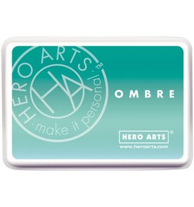 Tinta Ombre Mint to Green