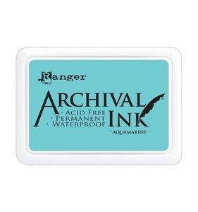 Tinta Ranger Archival Ink Aquamarine